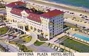 Florida Daytona Beach The Daytona Plaza Hotel Motel