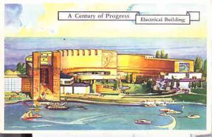 US - Chicago Century of Progress Toastmaster Hospitality Bld