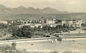 Biltmore Hotel Phoenix Arizona 1940s RPPC Photo Postcard 5678