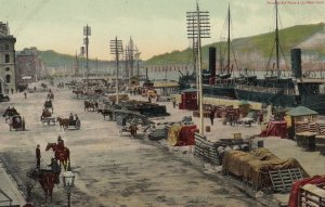 WATERFORD , Ireland , 00-10s ; Quay Shipping