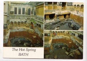 The Hot Spring, BATH, UK, unused Postcard