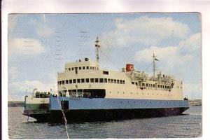 Confederation Ferry, Cape Tormentine New Brunswick, Borden Prince Edward Isla...