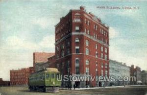 Utica, NY, New York Utica NY 1909