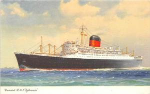 R.M.S. Sylvania  Cunard  Line
