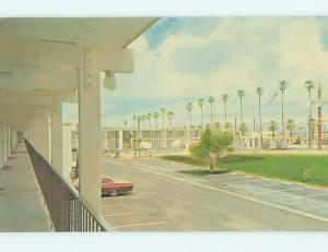 Pre-1980 AMERICAN MOTEL LODGE Riverside California CA M2171