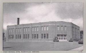 Indiana Rushville High School Gym