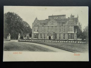 Northamptonshire OUNDLE Lilford House - Old Postcard by King & Son