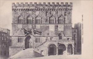 Italy Perugia Palazzo Cmunale Lato Nord