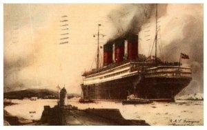 S.S. Berengaria,  Cunard Line