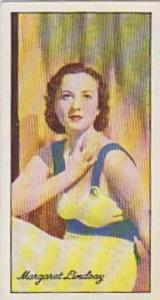 Carreras Cigarette Card Famous Film Stars No 72 Margaret Lindsay