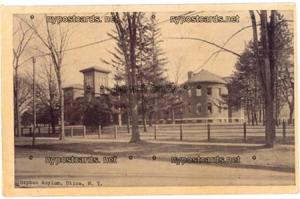 Orphan Asylum, Utica NY