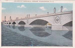Washington DC Arlington Memorial Bridge