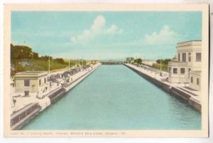 Lock 7, Welland Ship Canal St Catharines, Ont Can