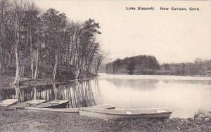 Connecticut New Canaan Lake  Siscowit Albertype