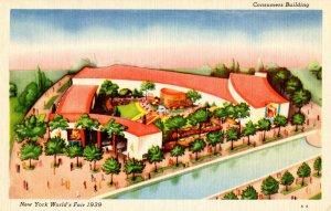 NY - NY World's Fair, 1939. Consumer's Bldg
