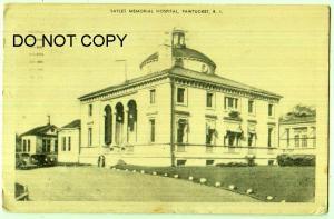 Sayles Memorial Hospital, Pawtucket RI