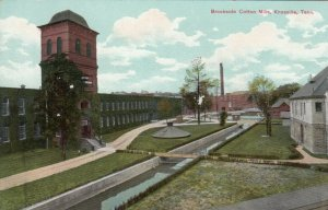 KNOXVILLE , Tennessee, 1900-10s ; Brookside Cotton Mills