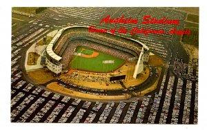 CA - Anaheim. Anaheim Stadium