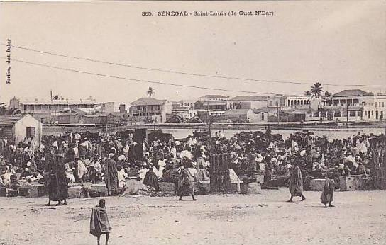 Senegal, 00-10s : Saint-Louis , (De Guet N'Dar)