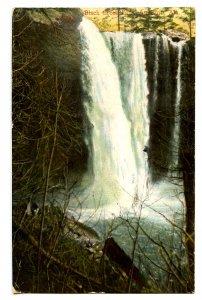 AL - Anniston. Black Creek Falls