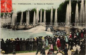 CPA VERSAILLES - Le Bassin de Neptune (353327)
