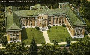PA - Kingston. Nesbitt Memorial Hospital