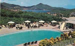 Virgin Isle Hilton Hotel, Swimming Pool, ST. THOMAS, US Virgin Islands, 1940-...