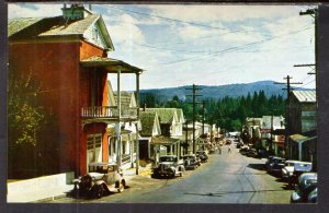 Broad Street,Nevada City,CA