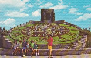 Canada Ontario Niagara Falls The Hydro Floral Clock