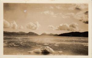 RP: Icy Straits , Alaska , 1935