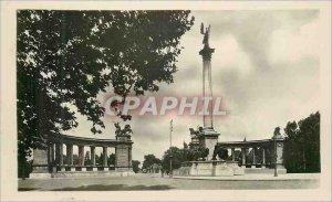 Old Postcard Budapest Milleniumi emlékm?