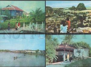 109827 Vietnam Landscape Quang Nam Da Nang 10 postcards