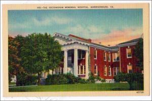 Rockingham memorial Hospital, Harrisonburg VA