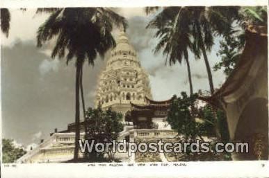 Penang Malaysia, Malaya Ayer Itam Pagoda, Ayer Itam  Ayer Itam Pagoda, Ayer Itam