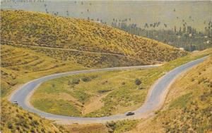 B29282d the Akhsuin Pass  azerbaijan