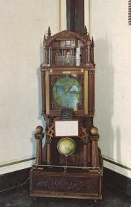 Apostolic Clock - Buffalo & Erie County Historical Society - Buffalo NY New York