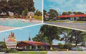 South Carolina Allendale Howard Johnson Motor Lodges &  Restaurant