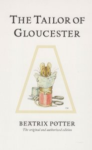 The Tailor Of Gloucester Beatrix Potter Book Postcard