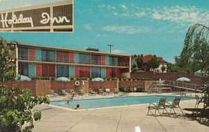 BRISTOL, Virginia, PU-1965; Holiday Inn, Swimming Pool