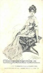 Peirce, Thomas Mitchell Postcard Post Card Old Vintage Antique  Peirce, Thoma...