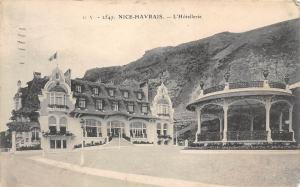 France Nice Havrais L'Hotellerie 1928