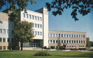 City Hall, Saskatoon, Saskatchewan, Canada, 40-60s