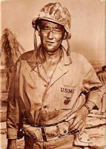 John Wayne Movie Poster