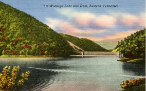 TN - Watauga Lake and Dam
