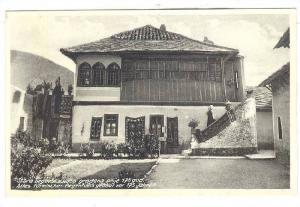 2-Story Home, Altes Turkisches Begenhaus Gebaut Vor 175 Jahren, Trebinje, Bos...