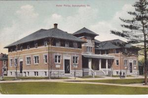 ASSUMPTION, Illinois, 1900-1910s; Hotel Philip