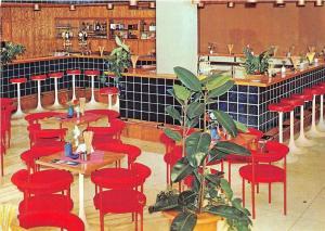 BG12992 milch mokka eis bar   rostock warnemunde hotel neptun germany