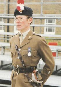 Commanding Officer 1st Battalion Royal Regiment Of Fusiliers Military Uniform...