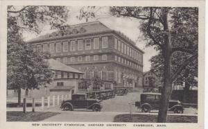 New Gymnasium , Harvard University, Cambridge , Massachusetts , 1910-20s