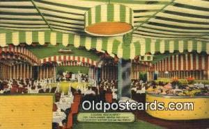 Linen, Iceland Theatre Restaurant, New York City, NYC Postcard Post Card USA ...